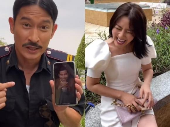 diễn viên Huy Khánh, diễn viên Ngọc Lan, sao việt