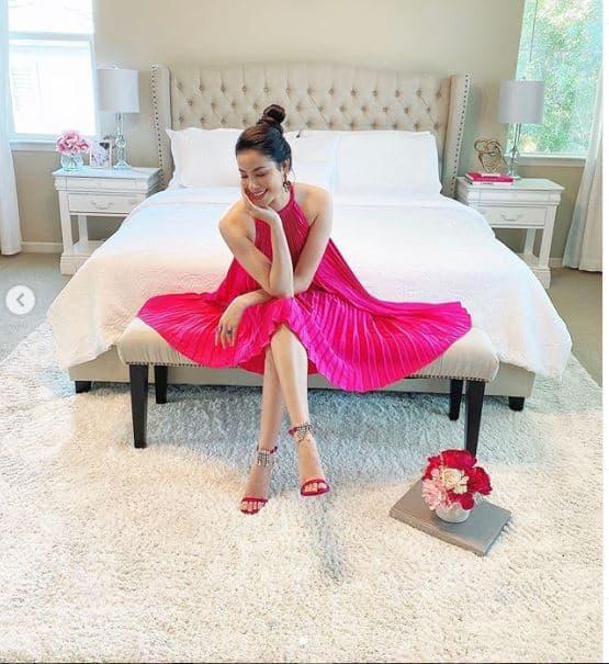 Phạm Hương, Hoa hậu Phạm Hương, Phạm Hương ở Mỹ