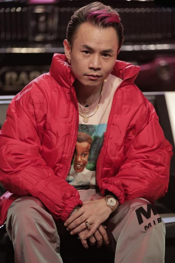 ca sĩ Binz, sao Việt