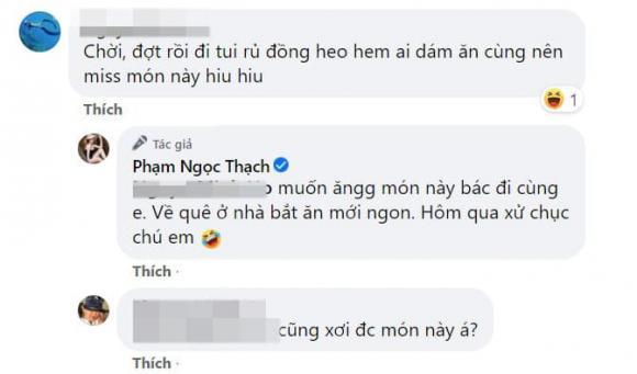 chuột đồng chiên, Phạm Ngọc Thạch, Ngọc Trinh