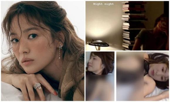 song hye kyo, song hye kyo song jong ki, song hye kyo quay lại với hyun bin