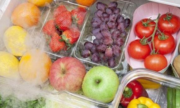 bảo quản, cất trữ trong tủ lạnh, thực phẩm không nên để tủ lạnh