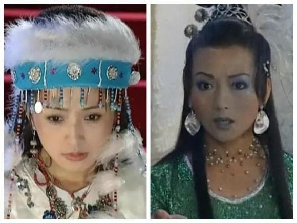 Lưu Đan,Hoàn Châu Cách Cách,Hàm Hương,Tây Du Ký