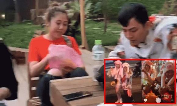 ca sĩ Hoài Lâm, sao Việt, vợ cũ hoài lâm