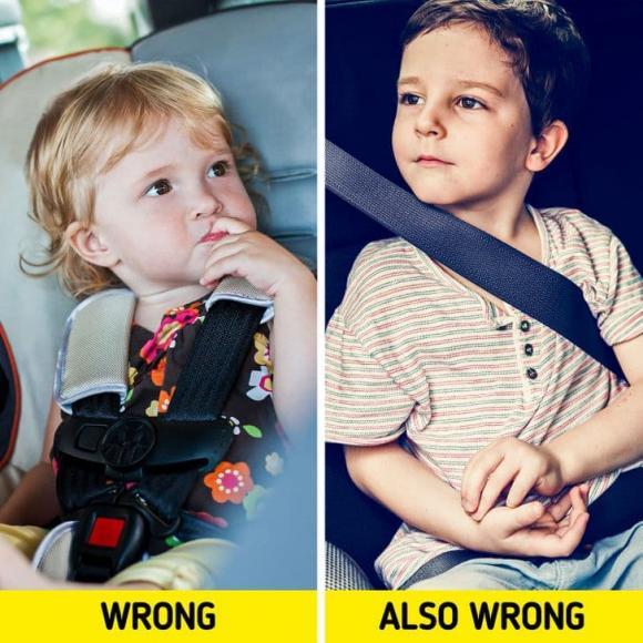 nuôi dạy con, sai lầm khi nuôi dạy con, sai lầm khi chăm con