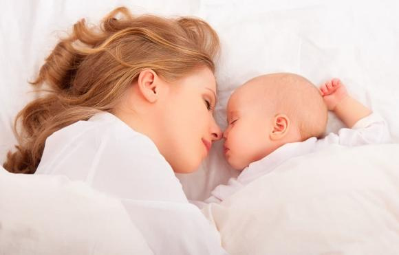 chăm trẻ, kinh nghiệm chăm trẻ, trẻ ngủ