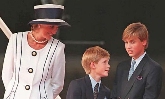 Diana, Kate Middleton, hoàng gia anh, trang sức