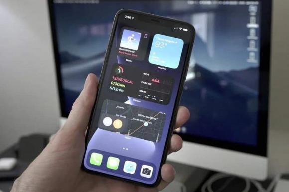 iphone, ios14, điểm sáng nhỏ ở góc trên bên phải, iphone12