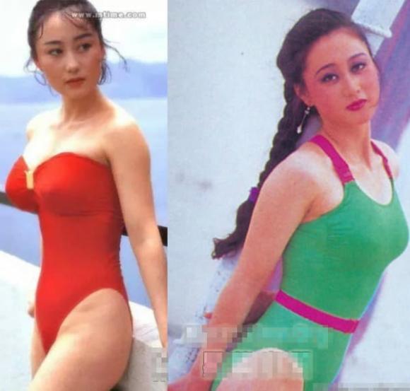 Nhan sắc tuổi 17 của con gái Lý Liên Kiệt: Vóc dáng đầy đặn, gợi cảm không thua kém mẹ Hoa hậu Lợi Trí thời trẻ