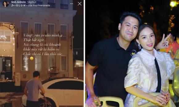 ,nữ diễn viên tăng thanh hà,Diễn viên Tăng Thanh Hà, hotgirl Linh Rin, sao Việt