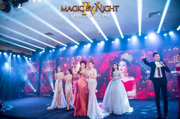 Mỹ phẩm Magic Skin, CEO Phương Lê