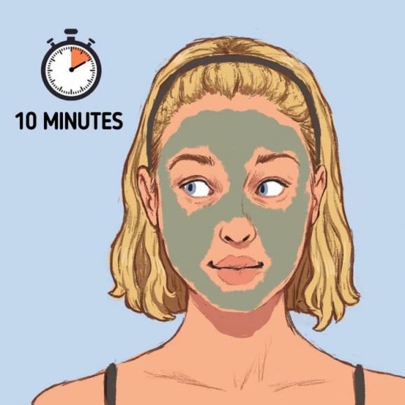 chăm sóc da mặt, các bước chăm sóc da mặt, làm đẹp tại nhà