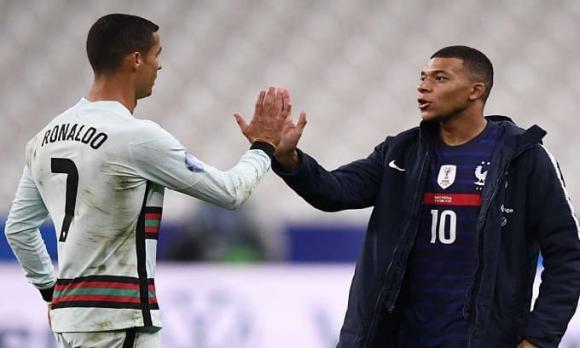 Ronaldo, Covid-19, Juventus