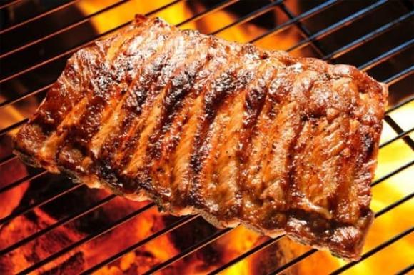thực phẩm hại gan, thịt đỏ, đồ chiên nướng, thực phẩm không tốt cho sức khỏe