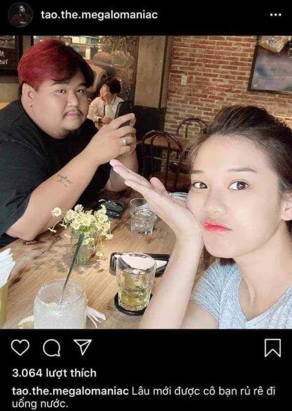 Rộ tin Hoàng Yến Chibi hẹn hò rapper Táo: Người trong cuộc nói gì?