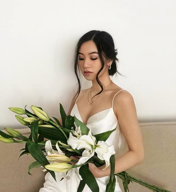 Tiên Nguyễn, chị họ Tiên Nguyễn, em chồng Hà Tăng