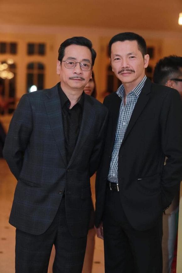 Nghệ sĩ Hoàng Dũng, nghệ sĩ Minh Hằng, nghệ sĩ Công Lý, sao Việt
