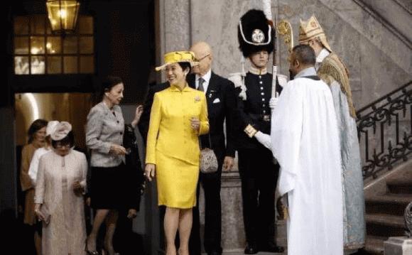 Thời trang của Công chúa Nhật Bản, công chúa nhật bản, Thân Vương Phi Nhật Bản