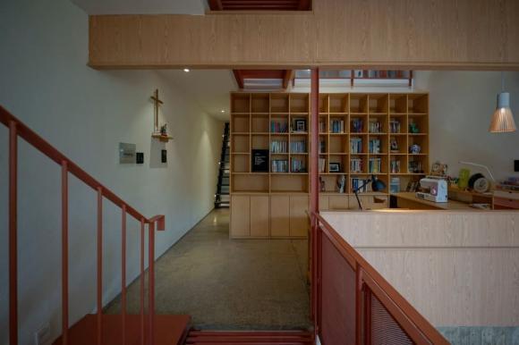 ngôi nhà Lagom Hus, nhà kết hợp văn phòng, mẫu nhà đẹp