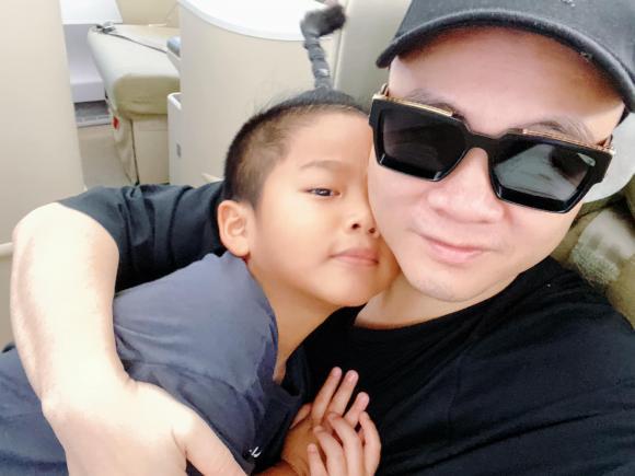NTK Đỗ Mạnh Cường, con nuôi của NTK Đỗ Mạnh Cường, sao Việt