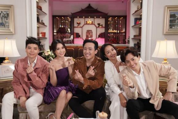 danh hài Trấn Thành,ca sĩ Trịnh Thăng Bình, hotgirl Sam, sao Việt