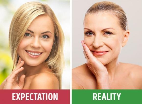 yếu tố ảnh hưởng đến nhan sắc, cách duy trì nhan sắc, bí quyết trẻ hóa