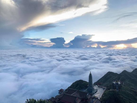 Tháng 10 là mùa 'săn mây', những biển mây đẹp nhất Việt Nam không thể bỏ lỡ