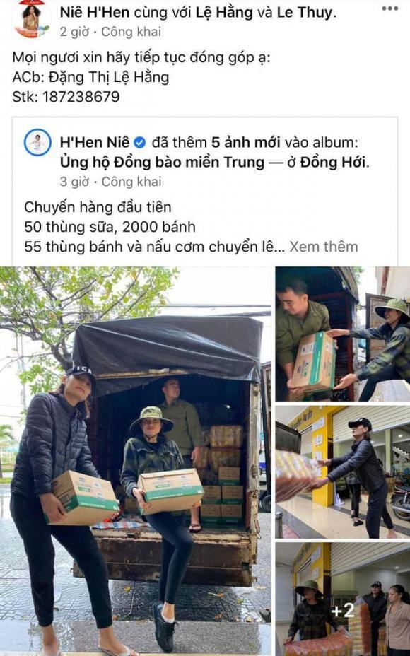 H'Hen Niê, bạn trai cũ của H'Hen Niê, Lệ Hằng, Lê Thúy, sao Việt