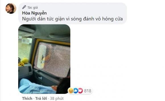Hòa Minzy, sao Việt, từ thiện ở miền Trung