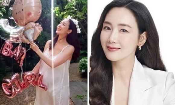 Choi Ji Woo sinh con,Choi Ji Woo,sao Hàn