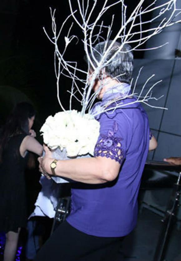 Công Vinh, Thủy Tiên, sao việt, đám cưới thủy tiên