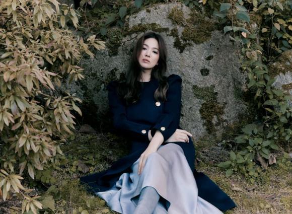 Sau lùm xùm ly hôn và quay lại với Hyun Bin, Song Hye Kyo khoe nhan sắc nữ thần càng thêm mặn mà hơn trước