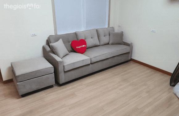 Thế giới sofa, showroom 379 Giải Phóng, sofa da