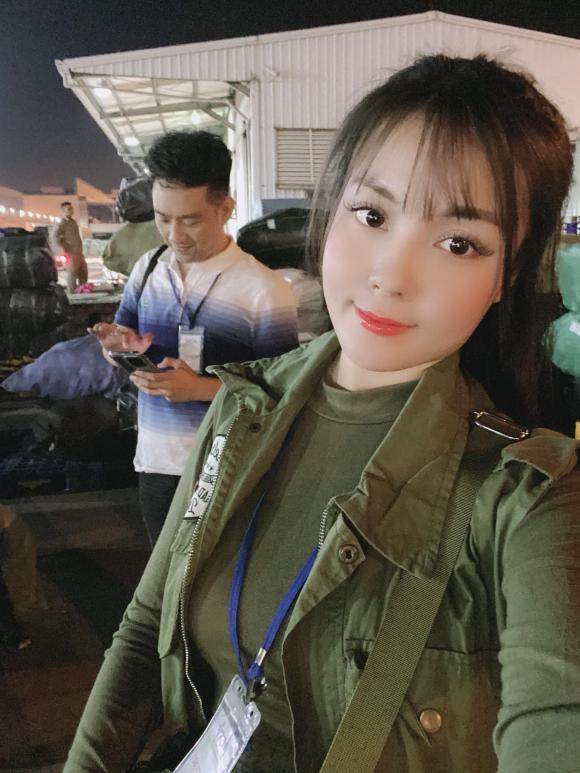 Âu Hà My, giảng viên hot girl , vợ cũ Trọng Hưng