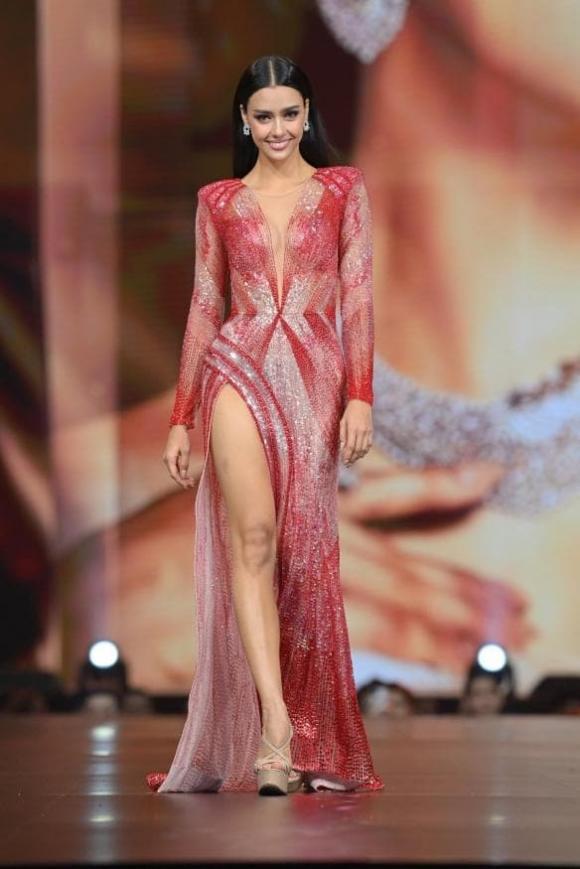 hoa hậu hoàn vũ thái lan 2020, amanda obdam, hoa hậu khánh vân