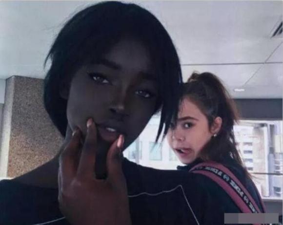 Lolita, cô gái da đen, cô gái da đen đẹp, châu Phi