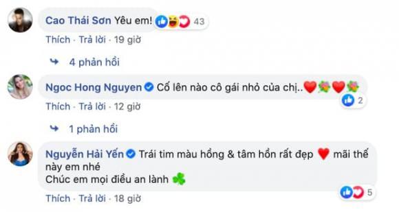 Hương Tràm, miền Trung bão lũ, sao Việt