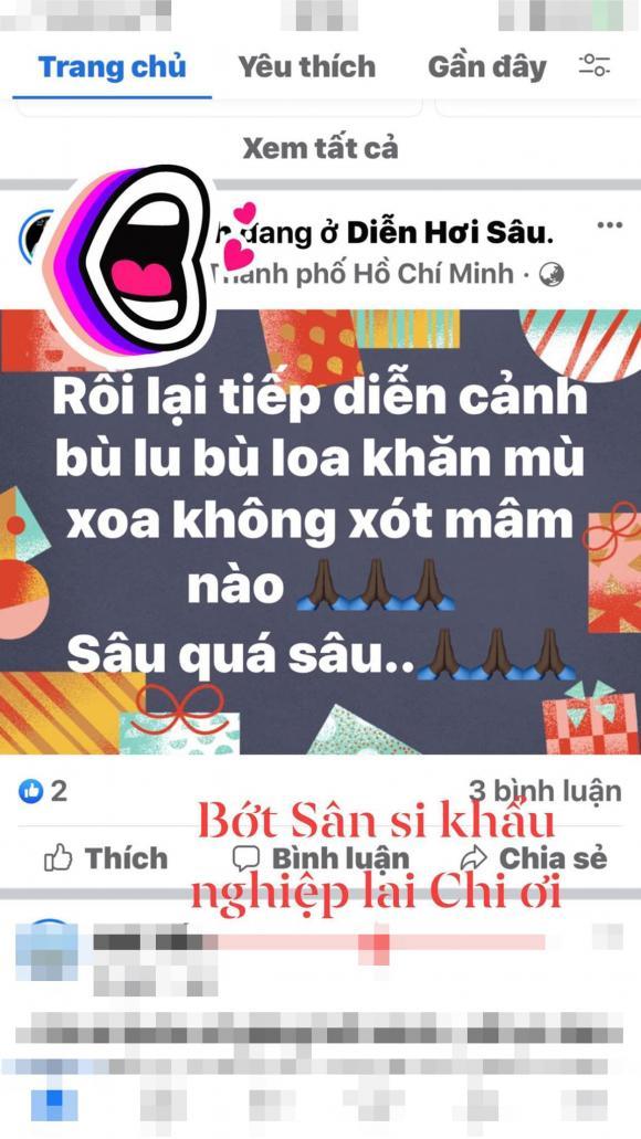 NSND Lý Huỳnh, Kiều Trinh, sao Việt