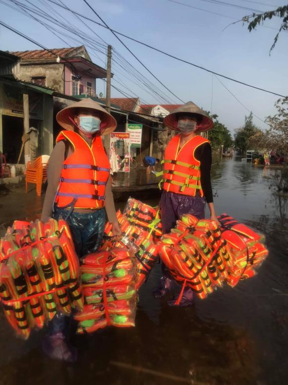 Thúy Diễm, Thủy Tiên, sao Việt