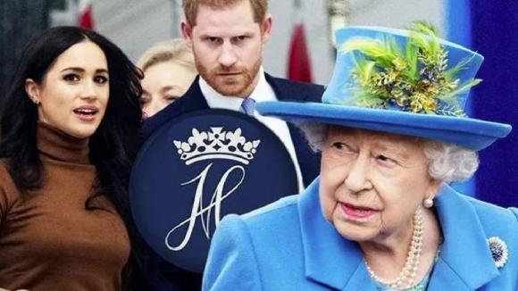 meghan markle, bầu bí, hoàng gia anh