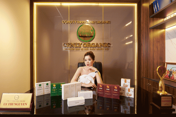 CEO Nguyễn Thị Ly, Cenly organic