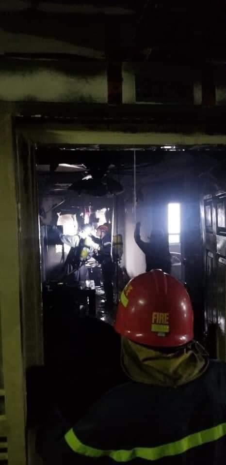 chung cư HH Linh Đàm, cháy chung cư, hỏa hoạn
