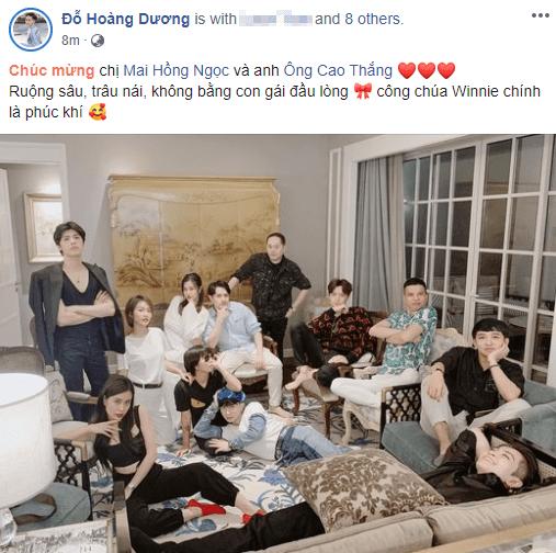 Đông Nhi, Ông Cao Thắng, sao Việt, Đông Nhi sinh con