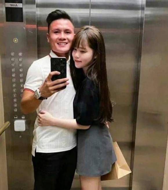 Huỳnh Anh, bạn gái Quang Hải, Quang Hải