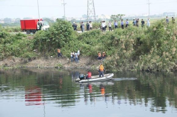 nữ sinh, Học viện Ngân hàng,  Thường Tín, giết người, sông Nhuệ