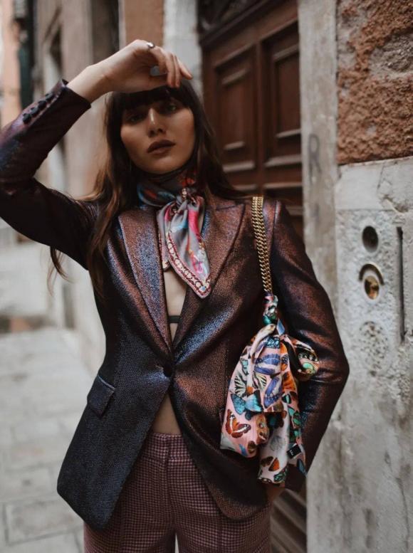 thời trang, thời trang thu đông, cách mix đồ đẹp