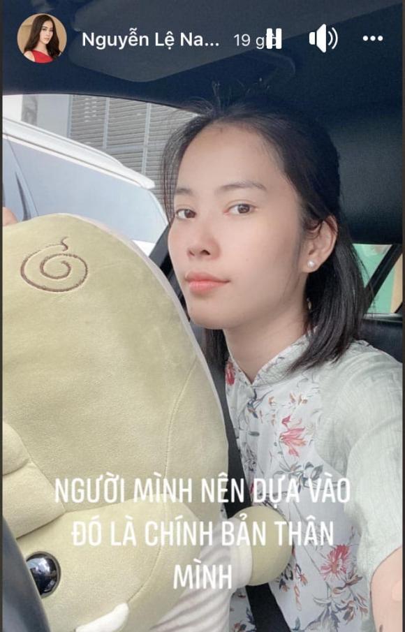 hoa khôi Nam Em, sao Việt
