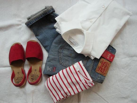 chọn quần áo, mẹo chọn quần áo, thời trang