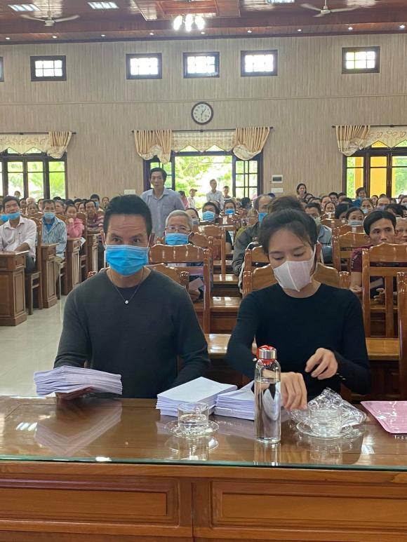 Trang Trần, Lý Hải Minh Hà, Công Vinh, Thủy Tiên