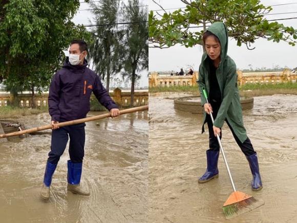 Lý Hải, Minh Hà, sao Việt